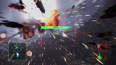 Ace Combat Infinity - Trailer (Infinity-Kampagne)
