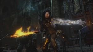 Mittelerde Mordors Schatten - Trailer (Dark Ranger)