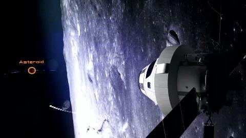 Nasa will nach dem Mond auf den Mars
