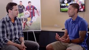 Fifa 15 - Interview (Clint Dempsey)