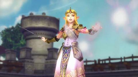 Hyrule Warriors - Trailer (Zelda)