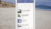 Speichern-Funktion in Facebook