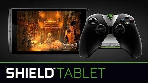 Nvidia stellt Shield Tablet vor