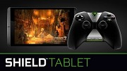 Nvidia stellt Shield Tablet vor