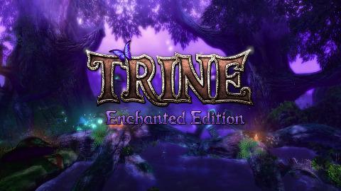 Trine Enchanted Edition - Trailer (verbesserte Grafik)