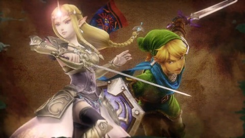 Hyrule Warriors - Trailer (Wii U)