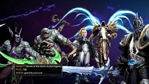 Blizzard-Merchandise auf der Comic-Con 2014