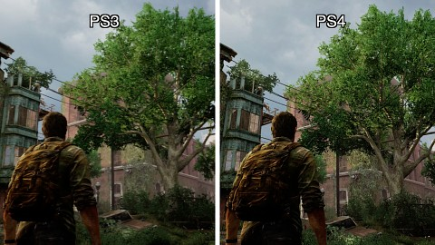 The Last of Us Remastered - Grafikvergleich (PS3 vs. PS4)