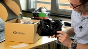 Oculus Rift DK2 - Unboxing
