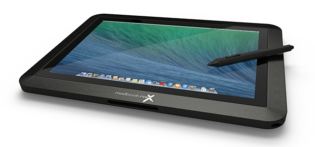 Modbook Pro X - ein Macbook als Tablet