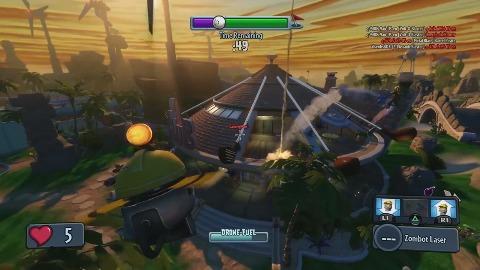 Plants vs. Zombies Garden Warfare - Trailer (PS4)