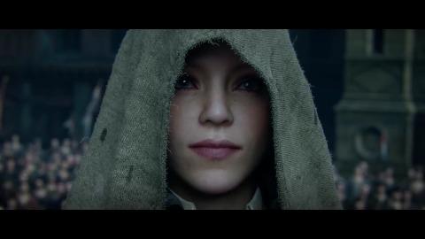 Assassin's Creed Unity - Arno Master Assassin CG - Trailer