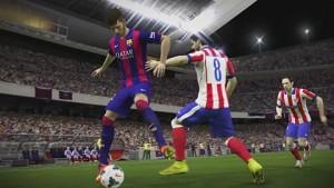 Fifa 15 - Gameplay (Agilität und Kontrolle)