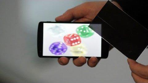 Display gleicht Sehschwäche aus - MIT Media Lab