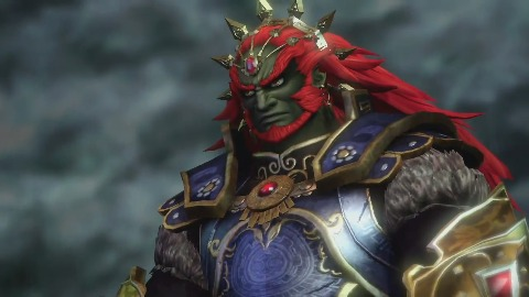 Hyrule Warriors - Trailer (Ganondorf)
