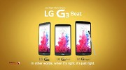 LG G3 Beat Product Movie