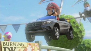Mario Kart 8 - Trailer (Mercedes DLC)