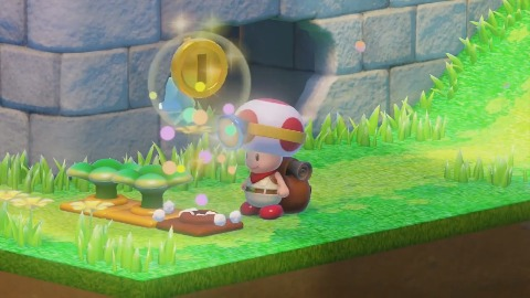 Captain Toad Treasure Tracker- Trailer (Wii U)