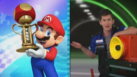 Mario Kart 8 - Walkthrough (Items)
