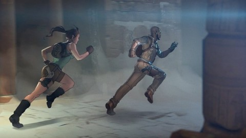 Lara Croft und der Tempel des Osiris - Vorschau