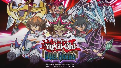 Yu Gi Oh Duel Arena - Trailer
