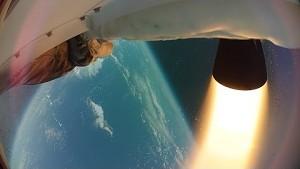 LDSD - Supersonic Test Flight