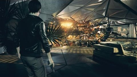 Quantum Break - Gameplay-Demo (Gamescom 2014)
