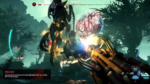 Evolve - Distillery-Trailer (Gamescom 2014)
