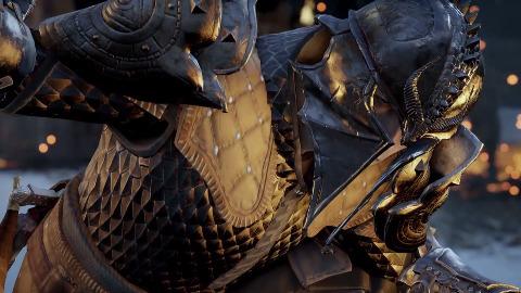 Dragon Age Inquisition - Trailer (Gamescom 2014)