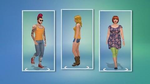 Die Sims 4 Trailer Erstelle Eine Sim Demo Gc 2014 Videogolemde