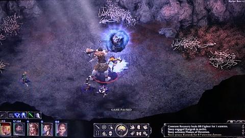 Pillars of Eternity angesehen (Gamescom 2014)