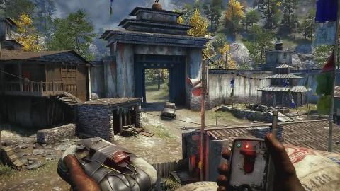 Far Cry 4 - Einblick in Kyrat (Gamescom 2014)