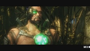 Mortal Kombat - Trailer (Kano)