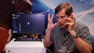 Elite Dangerous mit Oculus Rift DK2 - Interview (GC 2014)