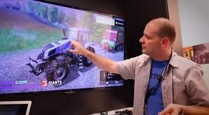 Landwirtschafts-Simulator 2015 angesehen (GC 2014)