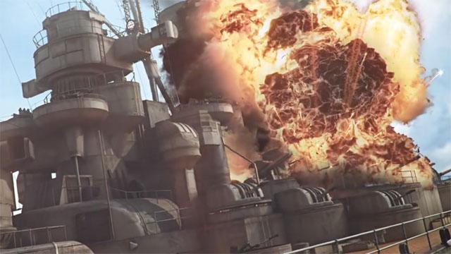 World of Warships - Trailer (Ankündigung)