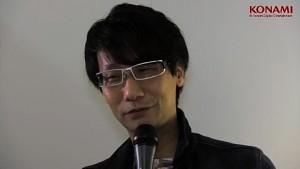 Hideo Kojima - Interview (Gamescom 2014)
