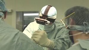 Hüft-OP als 3D-Video für Oculus Rift DK1 und DK2