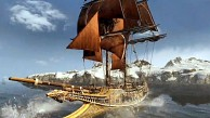 Assassin's Creed Rogue - Trailer (Gameplay Seekampf)