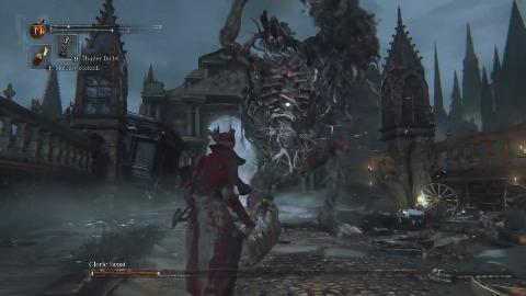Bloodborne - Gameplay (Demo)