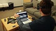 Oculix - UI für Netflix mit Oculus Rift und Leap Motion