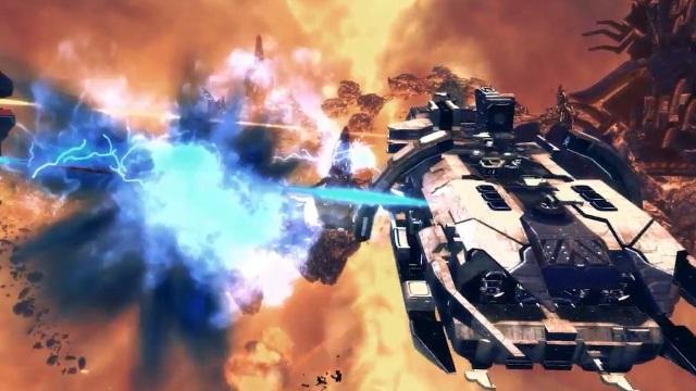 Ancient Space - Trailer (Ankündigung)
