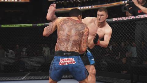 EA Sports UFC - Trailer (Update 2)