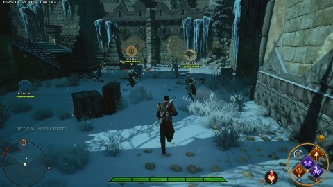 Dragon Age Inquisition - Gameplay (Multiplayer)