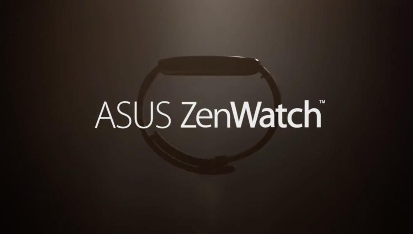 Asus Zenwatch - Teaser