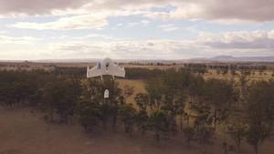Google testet selbst entwickelte Lieferdrohnen