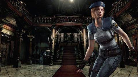 Resident Evil - Trailer (Gameplay)