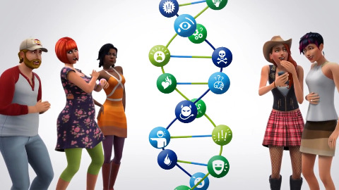 Die Sims 4 - TV-Spot