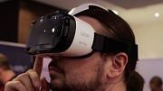 Samsung Galaxy Gear VR ausprobiert (Ifa 2014)