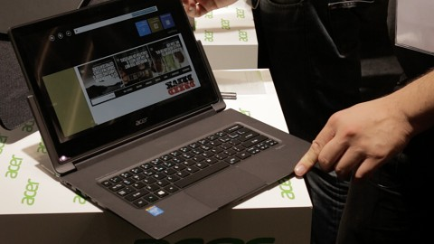 Acer Aspire R13 - Hands on (Ifa 2014)